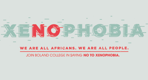 boland-college-says-no-to-xenophobia