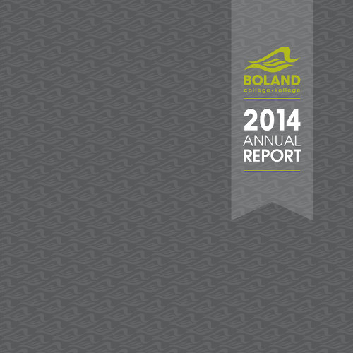 Boland College_Annual Report 2014